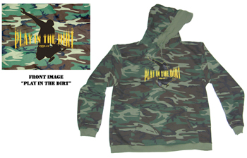 Epyx Battle Gear Front Line Hoody
